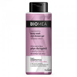 Farmona Biomea Silnie Regenerujący Płyn do kąpieli i pod prysznic 2w1 - każdy rodzaj skóry 500ml