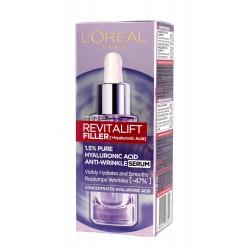 Loreal REVITALIFT FILLER Serum przeciwzmarszczkowe 1.5% czystego kwasu hialuronowego 30ml