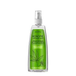 Joanna Konopie Odżywka wzmacniająca w sprayu do włosów delikatnych  150ml