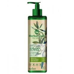 Farmona Herbal Care Odżywczy Krem do ciała Zielona Oliwka  400ml