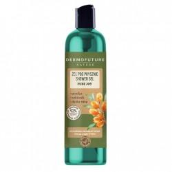 Dermofuture Nature Żel pod prysznic Pure Joy - do każdego rodzaju skóry 300ml