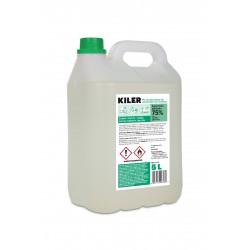 KILER Płyn do dezynfekcji rąk,powierzchni i urządzeń 75% alkoholu 5L