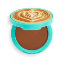 I Heart Revolution Tasty Coffee Bronzer do twarzy Mocha 1szt