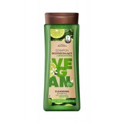 Joanna Vegan Szampon do włosów oczyszczający Bergamotka - włosy przetłuszczające się 300ml