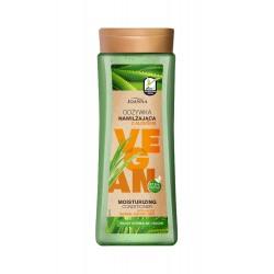 Joanna Vegan Odżywka do włosów nawilżająca Aloes - włosy normalne i suche 300g