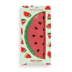 I Heart Revolution Bath Fruit Fizzer Mus do kąpieli Watermelon (arbuz) 130g