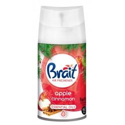 Brait Air Care 3in1 Christmas Odświeżacz automatyczny - zapas Apple & Cinnamon  250ml