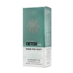 Vollare Detox Q10 Krem pod oczy Wygładzenie -Odmłodzenie 15ml