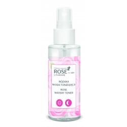 Floslek Rose for Skin Różana Woda tonizująca 95ml