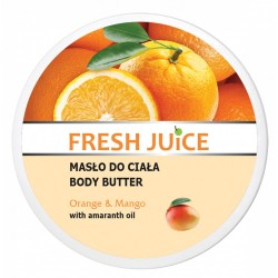 Fresh Juice Masło do ciała Orange & Mango  225ml