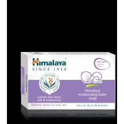 Himalaya Baby Mydło nawilżające w kostce dla dzieci 70g