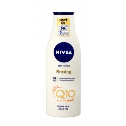 Nivea Body Balsam do ciała ujędrniający Q10 + Vitamin C 250ml