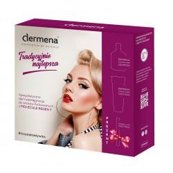 Dermena Supported By Science Zestaw prezentowy Color Care(szampon 200ml+odżywka 200ml+odżywka d/rzęs 11ml)