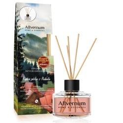Allvernum Home & Essences Dyfuzor z patyczkami zapachowymi Rajskie Jabłko z Podhala 1op.