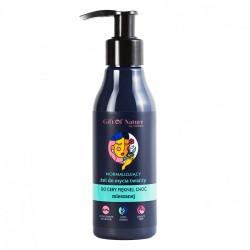 Vis Plantis Gift Of Nature Normalizujący Żel do mycia twarzy do cery mieszanej  150ml