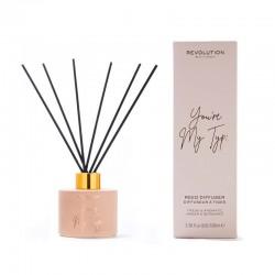 Revolution Beauty Dyfuzor zapachowy do pomieszczeń You Are My Type - patyczki+olejek 100ml