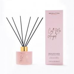 Revolution Beauty Dyfuzor zapachowy do pomieszczeń Call Me Angel - patyczki+olejek 100ml