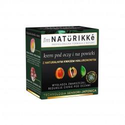 I'm Naturikke Krem pod oczy i na powieki z naturalnym kwasem hialuronowym 15ml