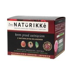I'm Naturikke Krem przed zaśnięciem z naturalnym kolagenem 50ml