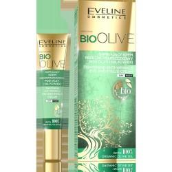 Eveline Bio Olive Napinający Krem przeciwzmarszczkowy pod oczy i na powieki  20ml