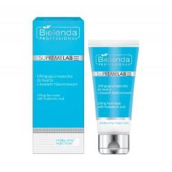 Bielenda Professional Supremelab Hydra-Hyal2  Injection Liftingująca maseczka do twarzy z kwasem hialuronowym 70ml