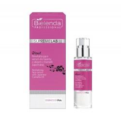Bielenda Professional Supremelab Essence of Asia GLOW! Rewitalizujące serum do twarzy z olejem z Kamelii Japońskiej 30ml