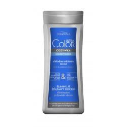 Joanna Ultra Color Odżywka do włosów - chłodne odcienie blond  200ml