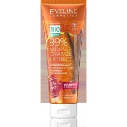 Eveline Bio Organic 99% Natural Orange Extract Krem rozgrzewający do zimnych i suchych dłoni 75ml