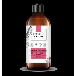 Favorite Nature Szampon do włosów farbowanych - Żurawina i Żeń-Szeń 400ml