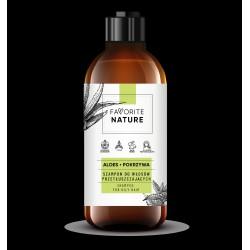 Favorite Nature Szampon do włosów przetłuszczających się - Aloes i Pokrzywa 400ml