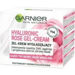 Garnier Skin Naturals Hyaluronic Rose Żel-krem wygładzający na dzień i noc  50ml