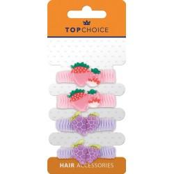 Top Choice Frotki do włosów (22951)  1op.-4szt
