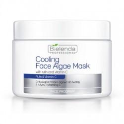 Bielenda Professional Chłodząca maska algowa z rutyną i witaminą C 190 g