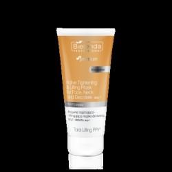 Bielenda Professional TOTAL Lifting PPV+ Aktywna napinająco-liftingująca maska do twarzy, szyi i dekoltu step 1  175g