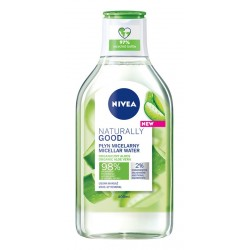 NIVEA*V NATURALLY GOOD Płyn micelarny 400ml