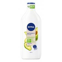NIVEA*BODY Balsam 350ml Natural Avocado & Pamperin