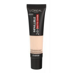Loreal Podkład Infallible 24H Matte Cover nr 25 Rose Ivory 30ml