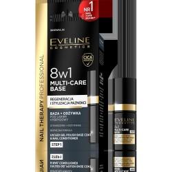 EVELINE*KOL Odżyw d/pazn NAIL TH. 8w1 Hybrid