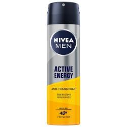 NIVEA*DEO Spray męski ACTIVE ENERGY 95663