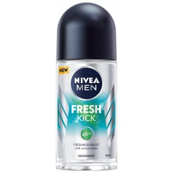 NIVEA*DEO Roll-on męski FRESH KICK 83218