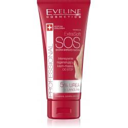 Eveline Extra Soft SOS Intensywnie regenerujący Krem-maska do stóp  100ml
