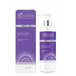 Bielenda Professional Supremelab Microbiome Pro Care Łagodząca emulsja do mycia twarzy, 160 g