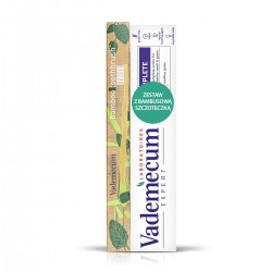 Vademecum Pro Vitamin Complex Pasta do zębów Complete  75ml + szczoteczka bambusowa do zębów