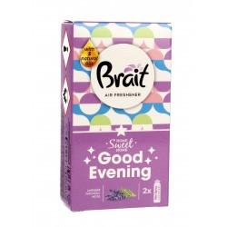 Brait Home Sweet Home Mini spray odświeżający - zapas Good Evening  10mlx2