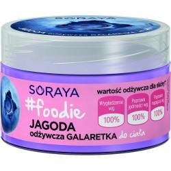 Soraya Foodie Jagoda Odżywcza Galaretka do ciała  200ml