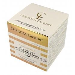 Christian Laurent 55+ Infuzyjny Krem przeciwzmarszczkowy odbudowujący na dzień i noc  50ml