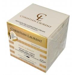 Christian Laurent 65+ Infuzyjny Krem odmładzający redukujący zmarszczki na dzień i noc  50ml