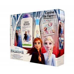 Corine de Farme Disney Zestaw prezentowy Frozen 2 (edt 30ml+żel p/pr.250ml+gadżety)