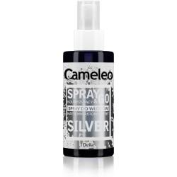 DELIA*CAMELEO Spray&Go SREBRNY spray kolor.150ml
