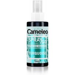 DELIA*CAMELEO Spray&Go TURKUS spray kolor.150ml